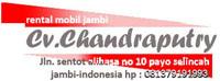 Rental Mobil Cv.Chandraputry